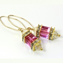 14k-gold-fill-earrings-swarovski-crystal-Padparadscha-asc-ear-00002PP-330