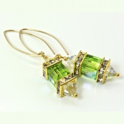 14k-gold-fill-earrings-swarovski-crystal-Peridot-AB-asc-ear-00002P-330
