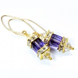 14k-gold-fill-earrings-swarovski-crystal-TANZANITE-asc-ear-00002T-330
