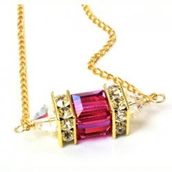 14k-gold-fill-necklace-swarovski-crystal-FUCHSIA-asc-nck-00002F-330