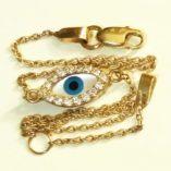 9ct-Gold-bracelet-evil-eye-mother-of-pearl-13979