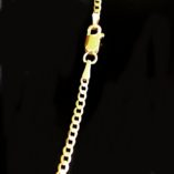 9ct-gold-curb-diamond-cut-chain-2mm-Italy