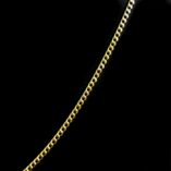 9ct-gold-curb-chain-diamond-cut-1.25mm-Italy-530