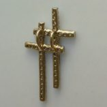 9ct-9kt-yellow-gold-double-cross-pendant-zirconia-back