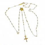 9ct-gold-rosary-beads-necklace-Italy