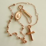 9ct-rose-gold-rosary-bracelet-Italy