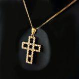 9ct-yellow-gold-cross-pendant-zirconia