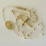 9ct-yellow-gold-rosary-beads-bracelet-Italy