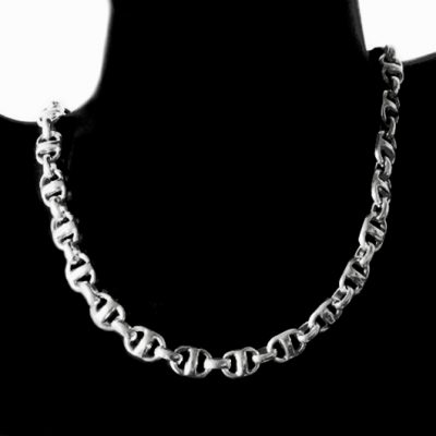 Silver chains Sterling 925 made in Italy and Australia