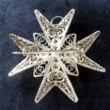 Brooch-pendant-Filigree-Vintage-4.4g-40x40mm-back-ine-brc-00050-530