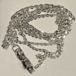 chain-sterling-silver-hammered-trace-diamond-cut