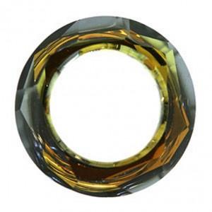 Swarovski crystal Cosmic ring 14mm Tabac 4139