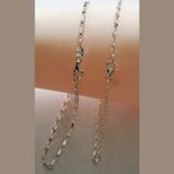 anklets-sterling-silver-oval-Belcher-3mm-and-2.25mm