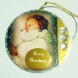 Ornament Christmas decoration Baby Merry Christmas