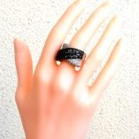 ring-sterling-silver-clear-black-zirconia-Crossover