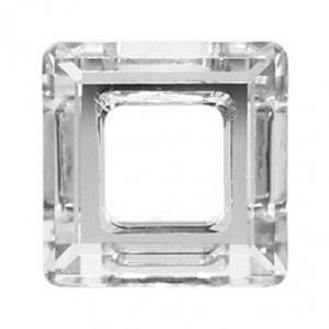 Swarovski Crystal 14mm Cosmic square Crystal CAL