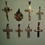 Gold-Cross-Crucifix-pendants