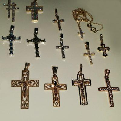 Gold Religious jewellery