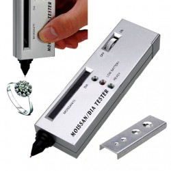 Diamond and Moissanite combination Tester