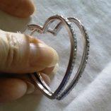 sterling-silver-earrings-hoop-Heart-3.8cm
