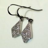 diamond-shape-sterling-silver-drop-earrings-zirconia