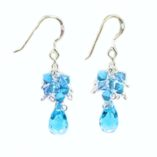 sterling-silver-handmade-earrings-crystal-aqua