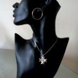 maltese-cross-filigree-pendant-sterling-silver-2-5cm-pink