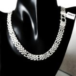 sterling-silver-necklace-panther-gate-10mm-43cm-Vior-Italy