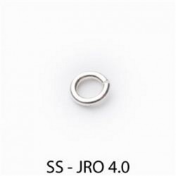 Sterling Silver jump ring open 4mm