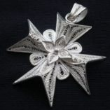 maltese-cross-filigree-pendant-sterling-silver-4cm