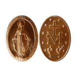 9ct-rose-gold-Miraculous-medal