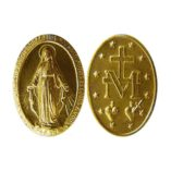 9ct-yellow-gold-Miraculous-medal