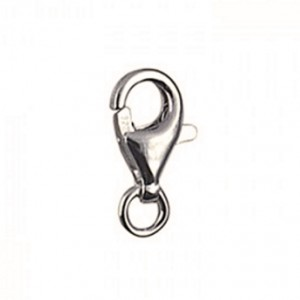 Sterling Silver Cartier clasp