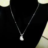 sterling-silver-heart-pendant-box-chain-necklace