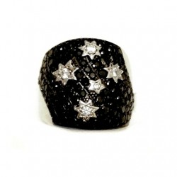 southern-cross-ring-black-clear-cz-20x20mm-Size-M-12.8g-scg-rng-SCR08-530