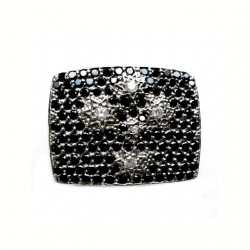 southern-cross-ring-black-clear-cz-top-18x22mm-Size-K-15.8g-scg-rng-SCR29-530