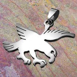 Stainless Steel pendant Eagle