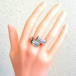 ring-clear-princess-brilliant-zirconia-sterling-silver-Elegant