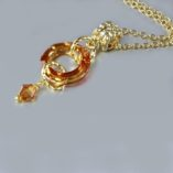 swarovski-crystal-necklace-pendant-cosmic-ring-Astral-Pink