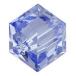 swarovski-crystal-cube-Provence-Lavender