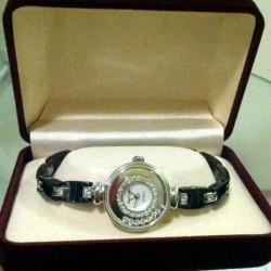 Royal Crown watch Stainless Steel 6402 black