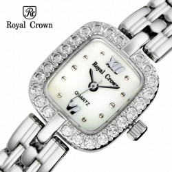 Royal Crown Watch Stainless Steel 3603