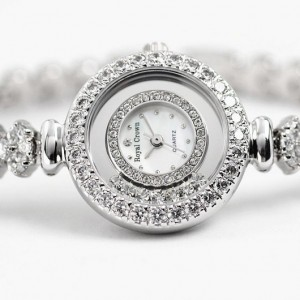 Royal Crown watch Sterling Silver 5308