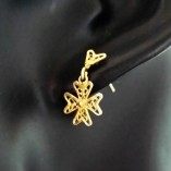 9ct-gold-maltese-cross-earrings-filigree