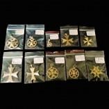 9ct-Gold-maltese-cross-pendants
