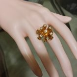 galaxy-ring-Vogue-gold-tone-rhinestones-Vintage