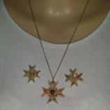 18k-9k-gold-filigree-maltese-cross-pendant-brooch-530