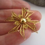 18ct-gold-filigree-maltese-cross-pendant-brooch
