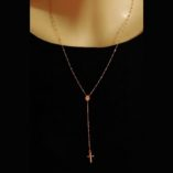 9ct-rose-gold-rosary-beads-necklace-Italy