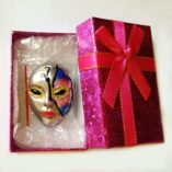 sorini-sterling-silver-hand-painted-mask-brooch-vintage